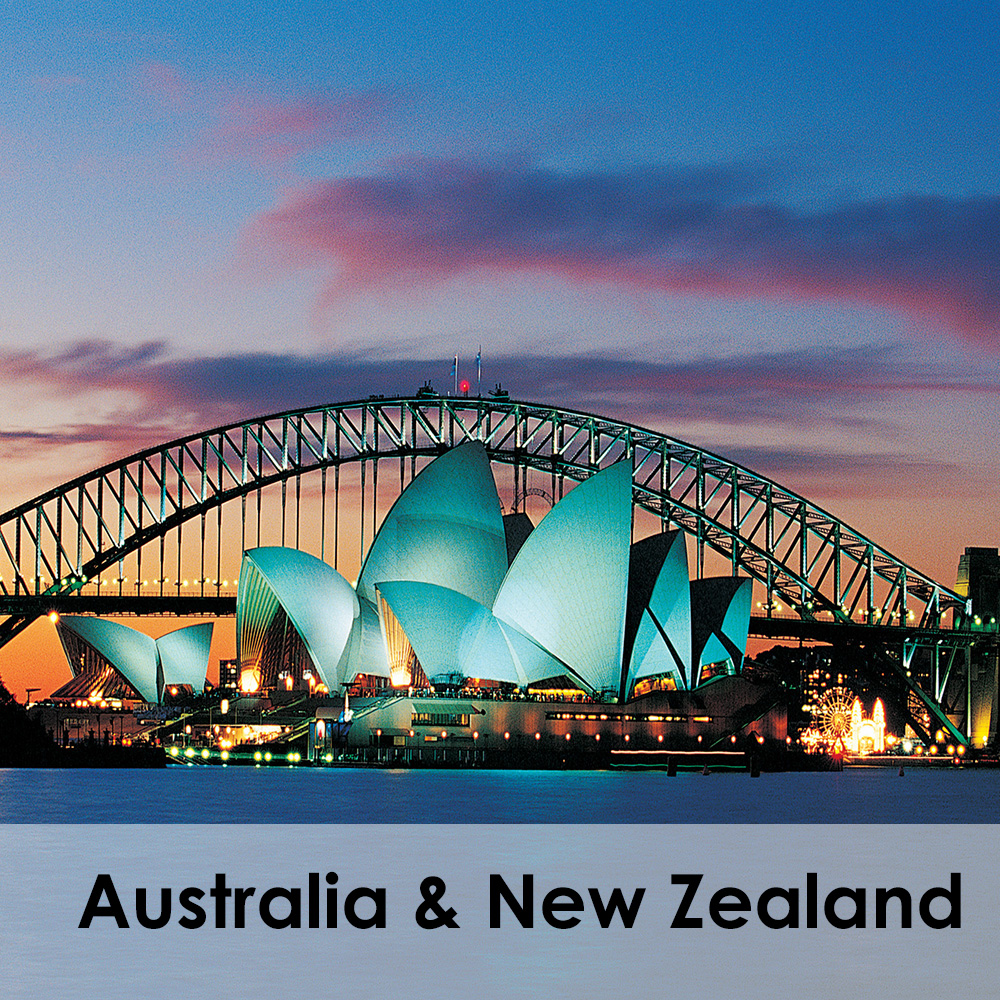 Australia and NZ