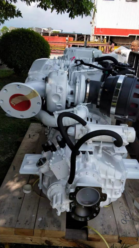 John Deere Main Engine