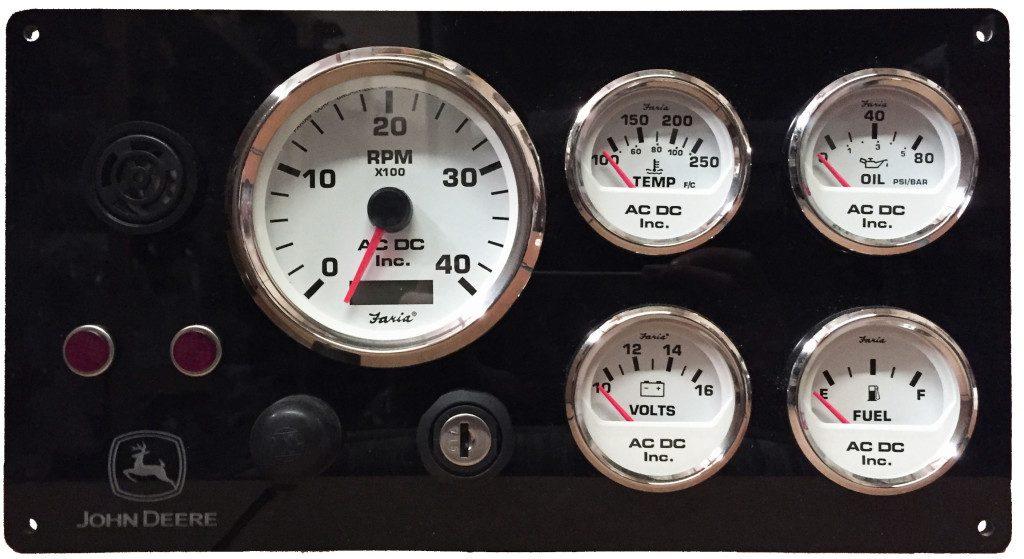 John Deere Engine Controls